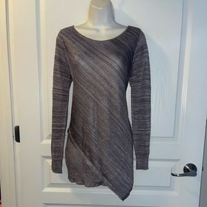 I.N.C Woman's Shimmer Blouse Size L